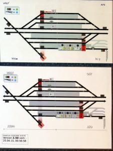 Pult-Plan-vergleich